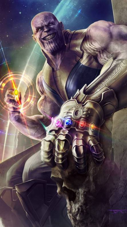 Thanos Wallpapers - Free by ZEDGE™