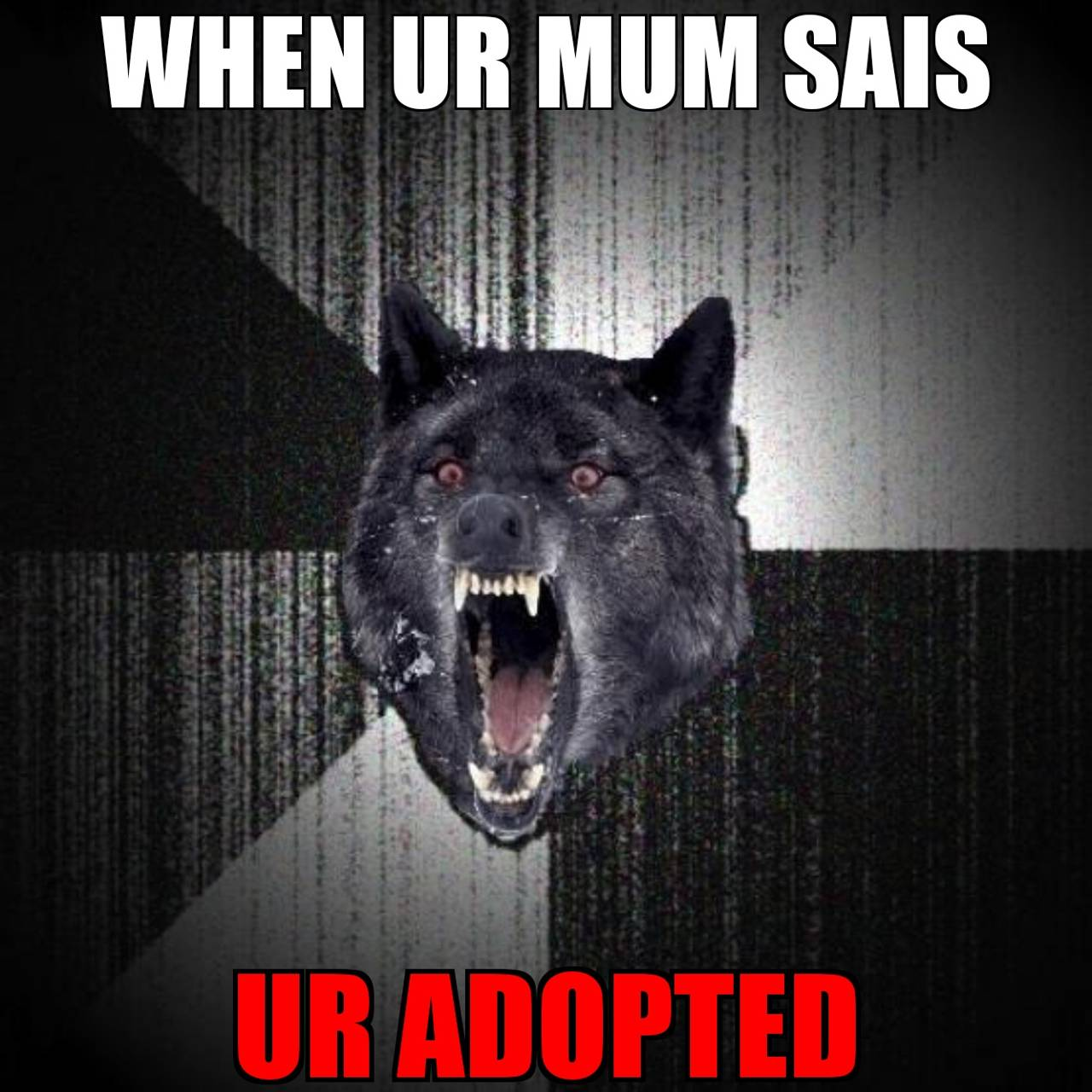 Alex is adopted