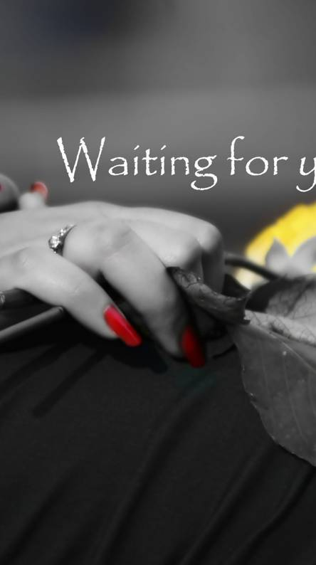 Waiting Girl Ringtones And Wallpapers Free By Zedge