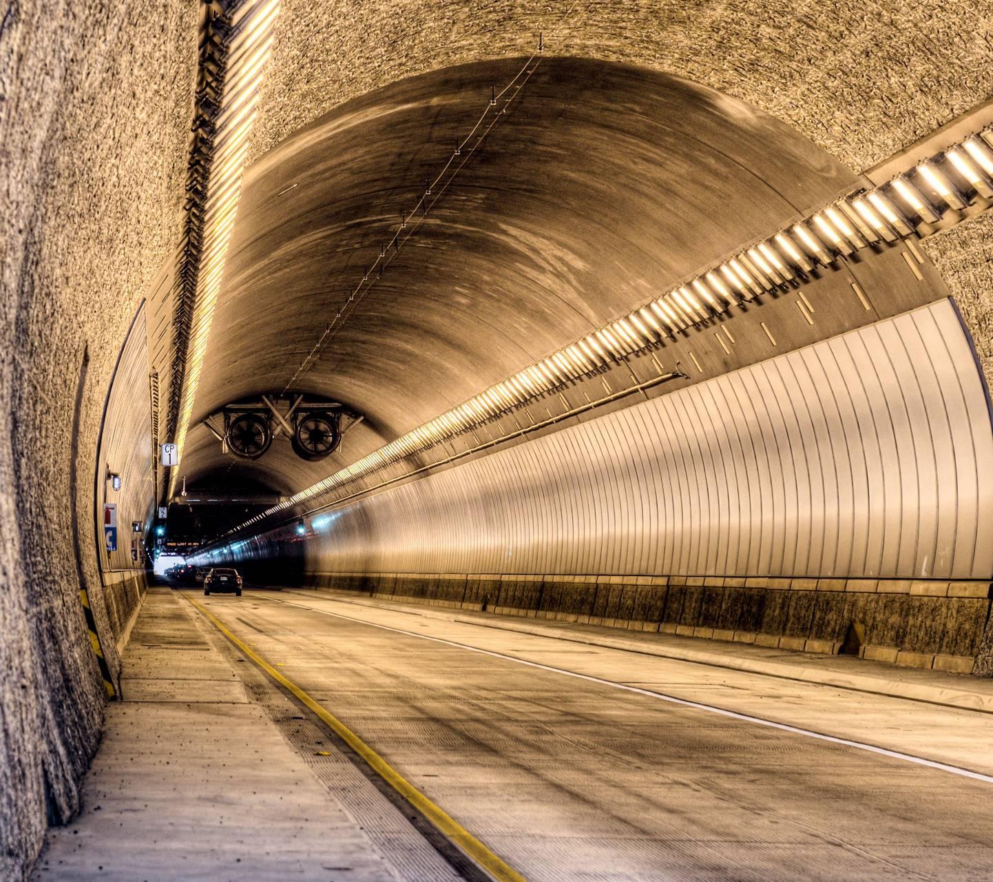 Tom Lantos Tunnel
