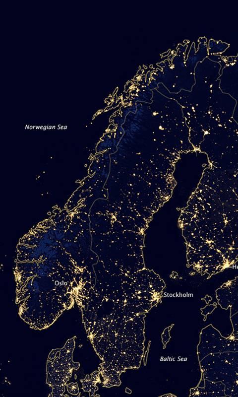Norway nasa