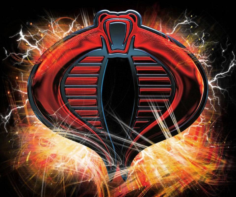 Gi Joe Cobra Logo