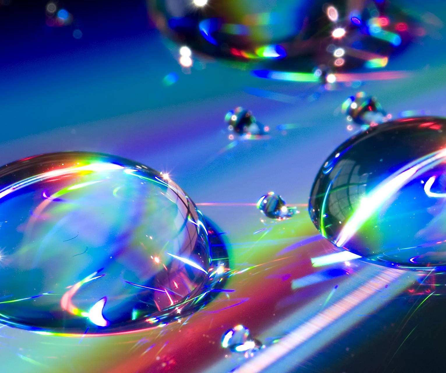 Prism Droplets