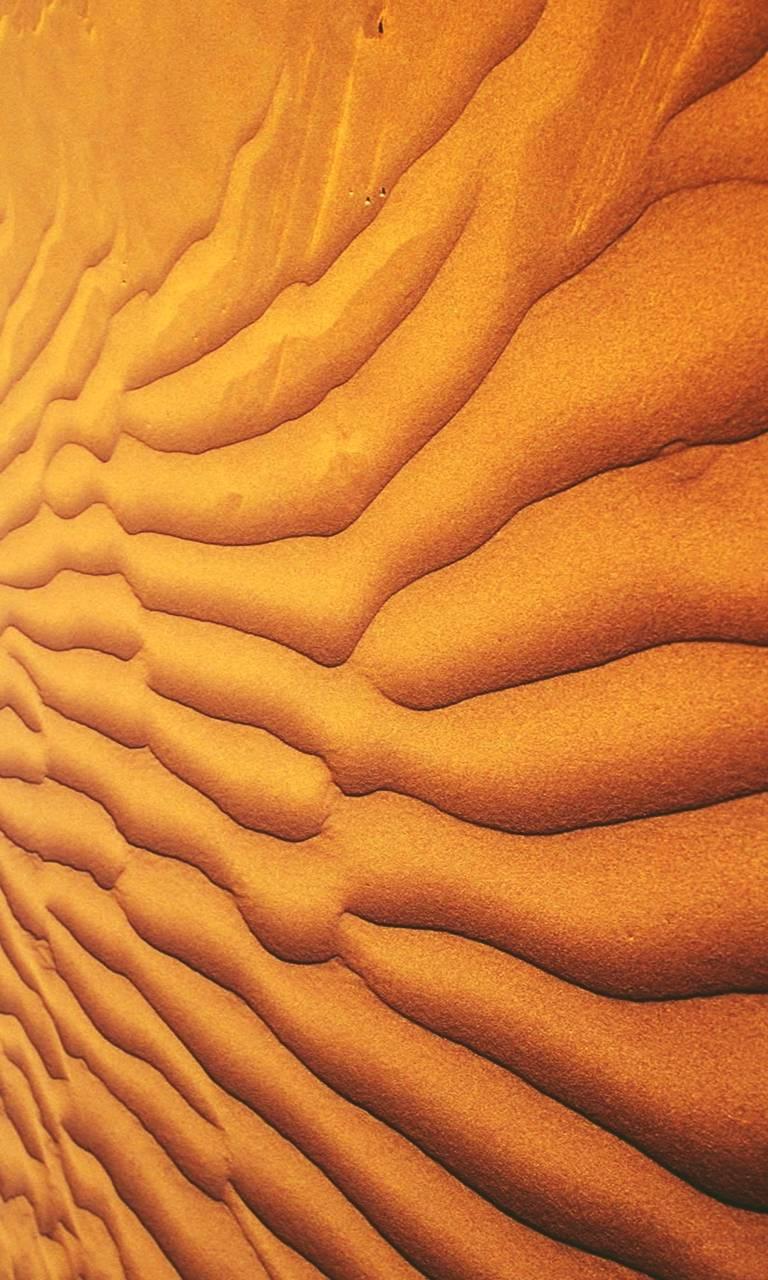 Wallpaper Sand Art