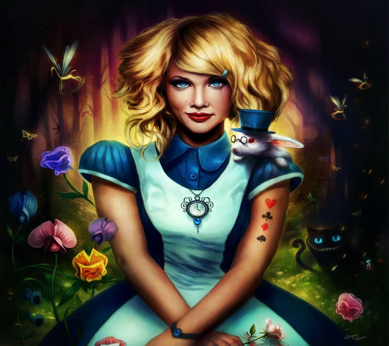 Alice In Paradise