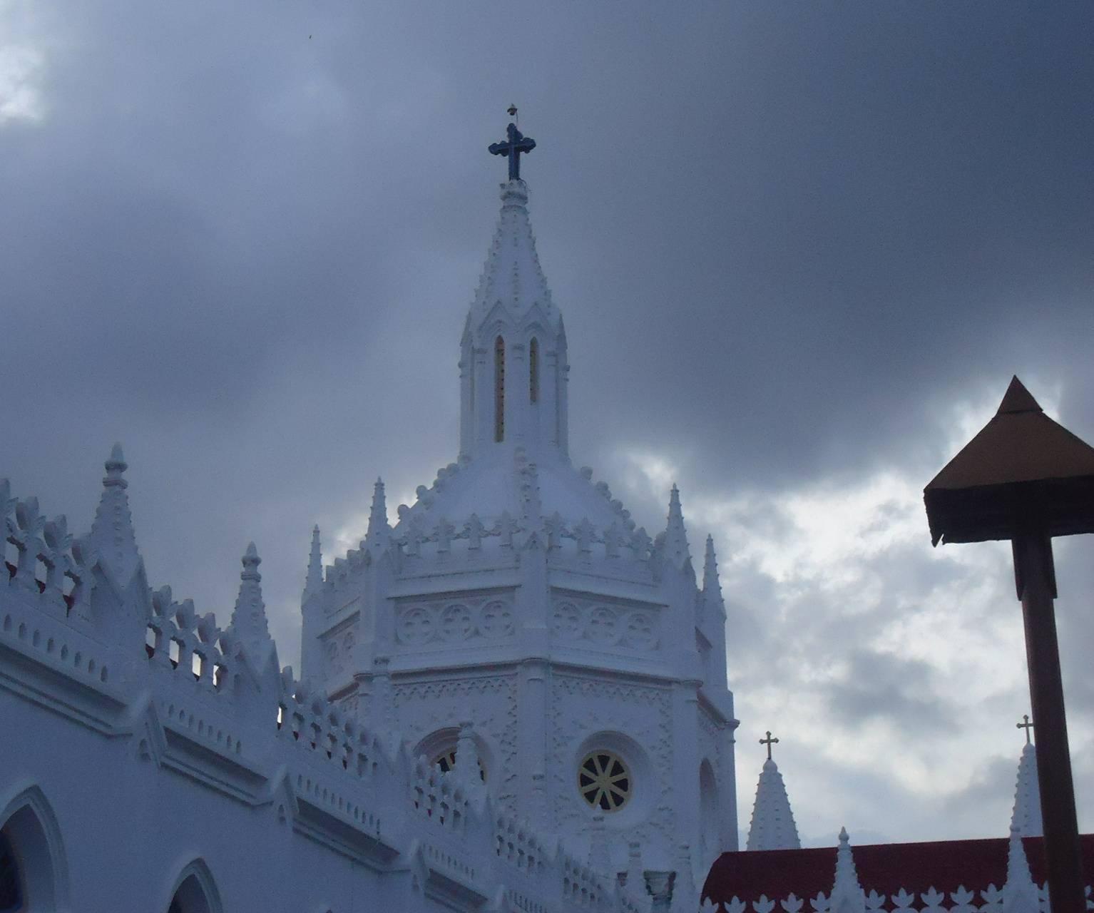 Velankini Church