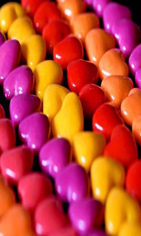 Jelly Beans Hearts