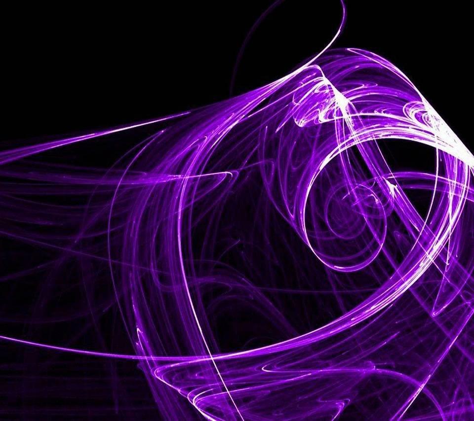 Hd Purple Effect