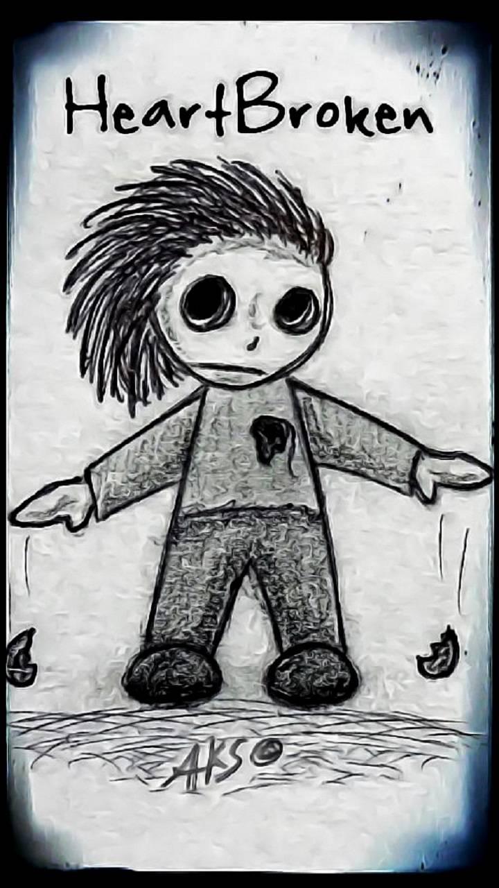 Heart Broken Doll