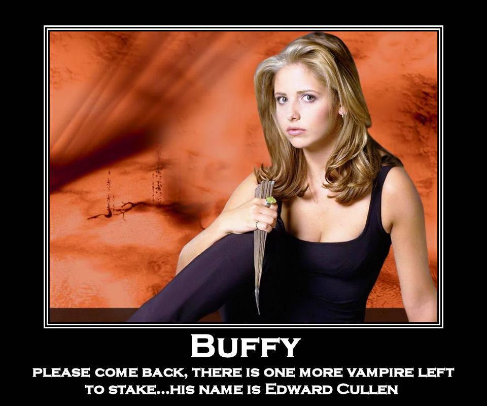 Buffy Come Back