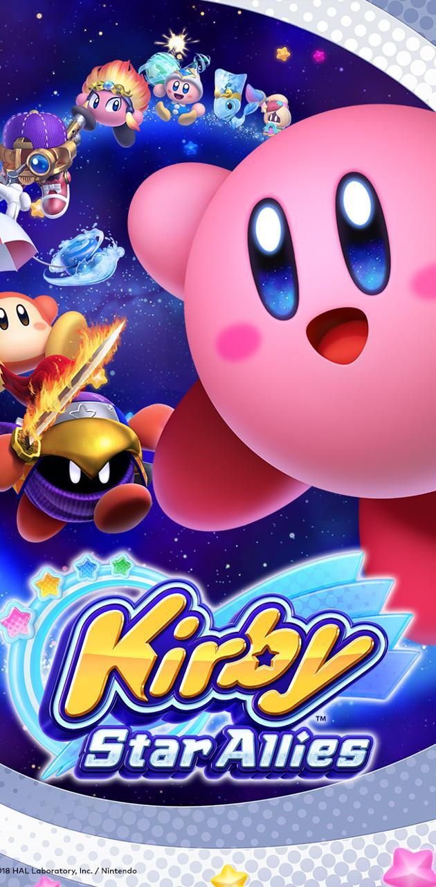 Kirby Star Alies