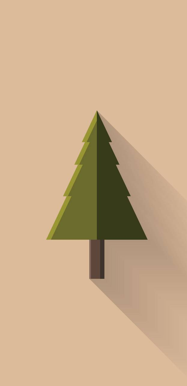 Pine Tree Vector Art