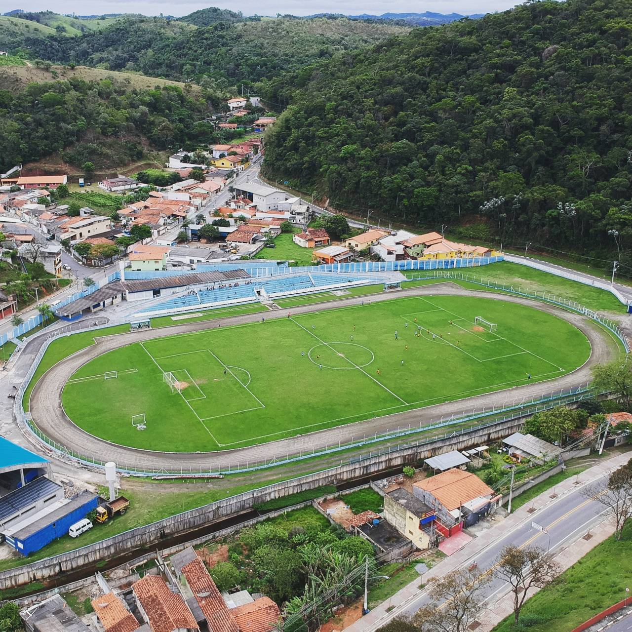 Campo do guararema