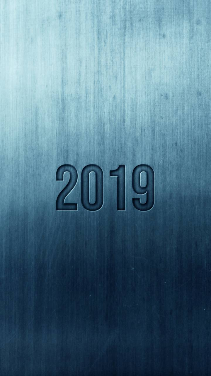 2019 Carved Blue