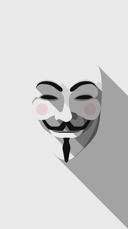 V For Vendetta Mask Wallpapers