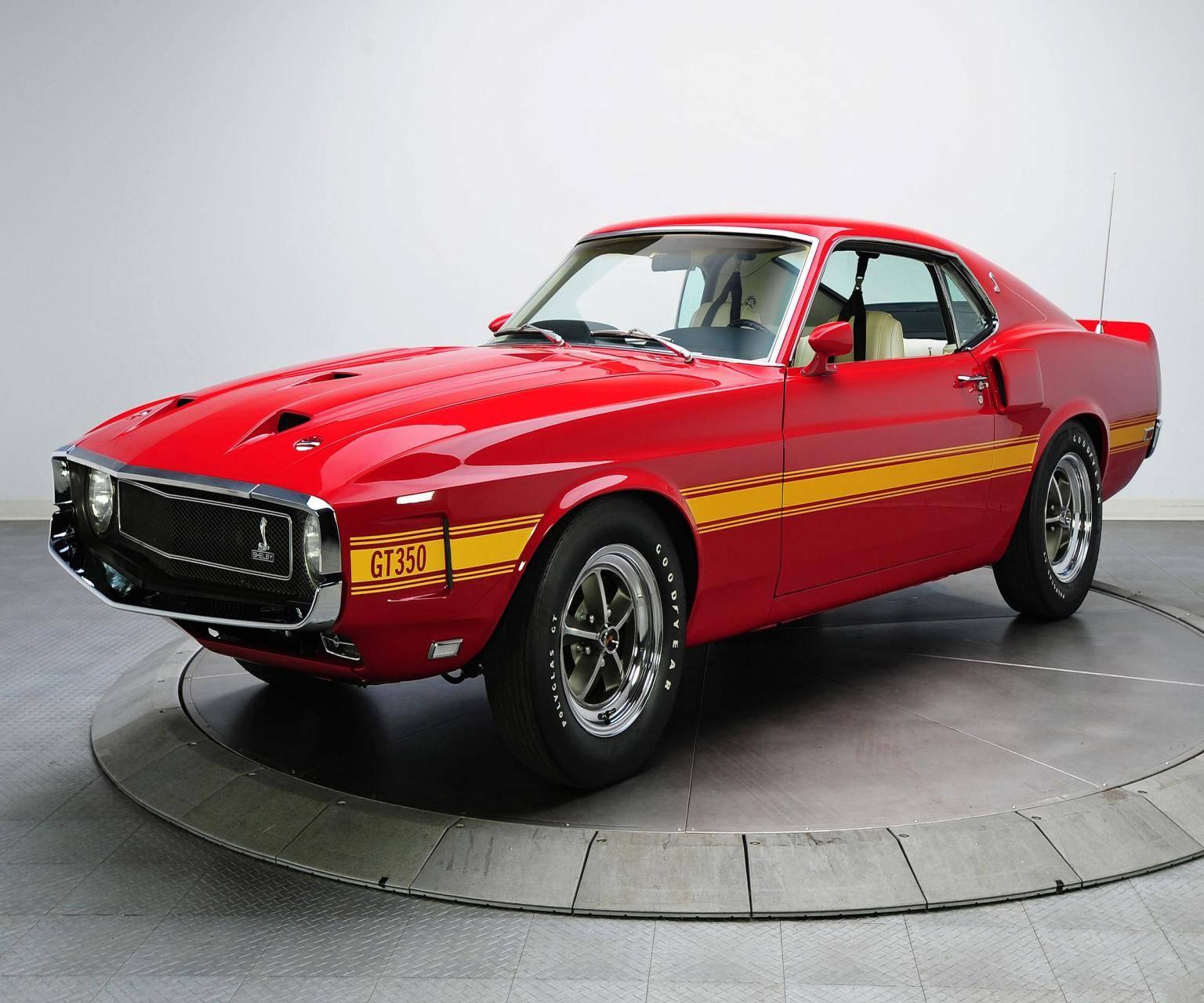 Shelby V8