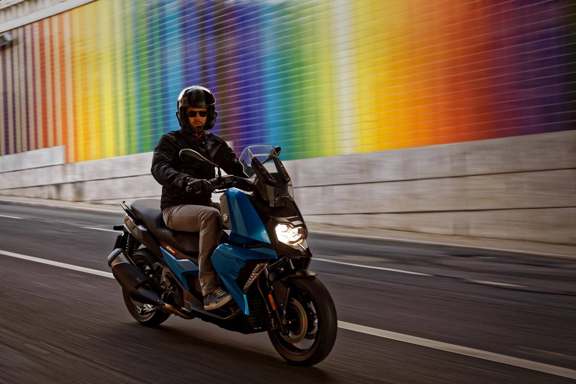 bmw scooter 6