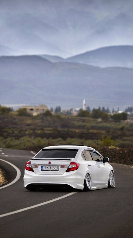 Honda Civic Wallpapers Free By Zedge