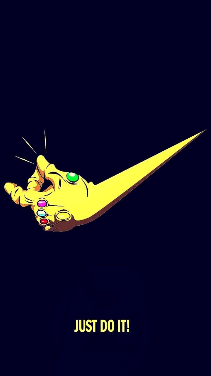 Thanos Just Do It