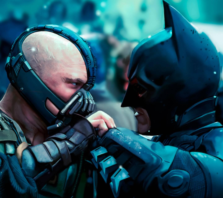 Batman V Bane