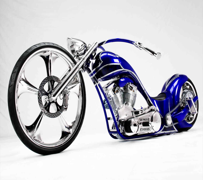 Blue M Bike