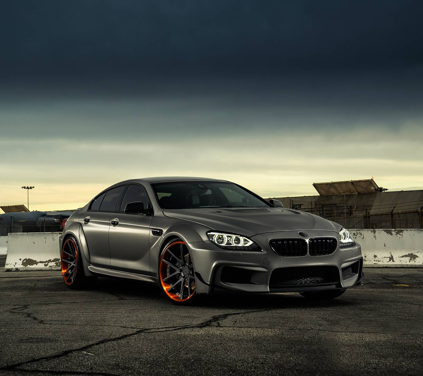 Bmw M6: BMW M6 Wallpaper By P3TR1T
