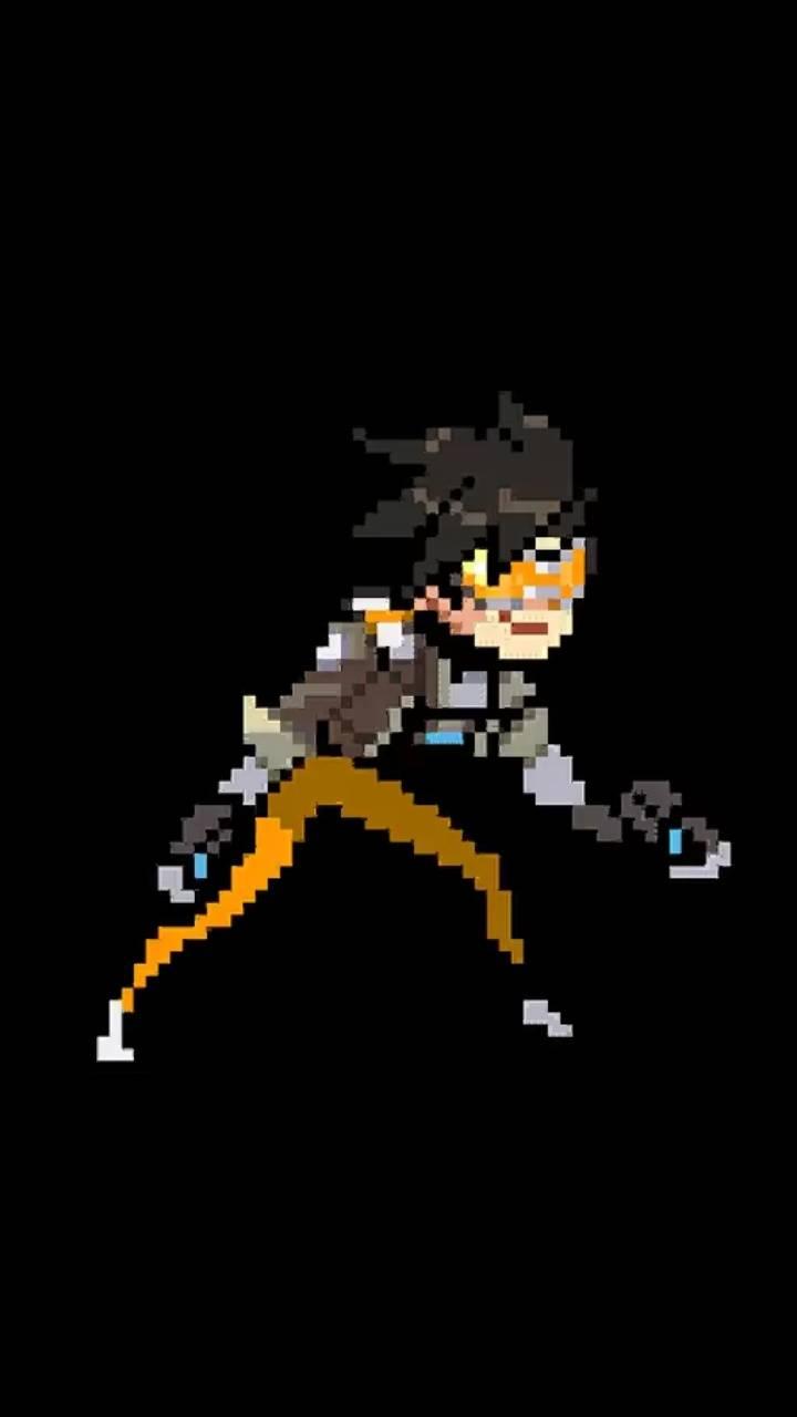Pixel Tracer