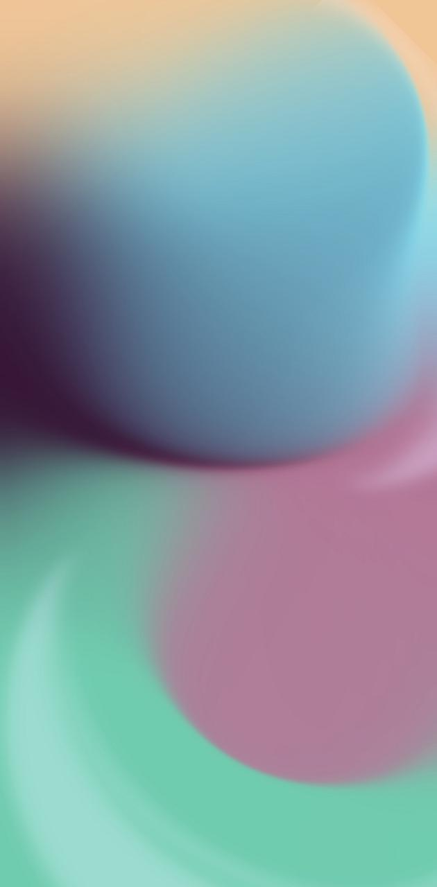 Smooth Abstract color