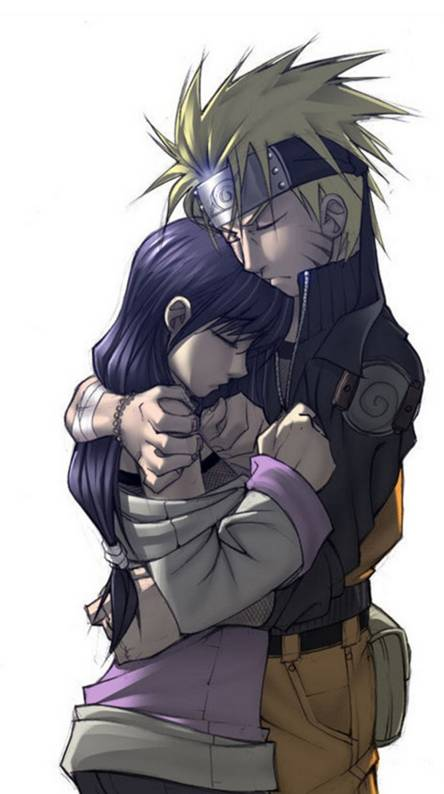 Naruto and Hinata