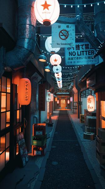 Japan Alley