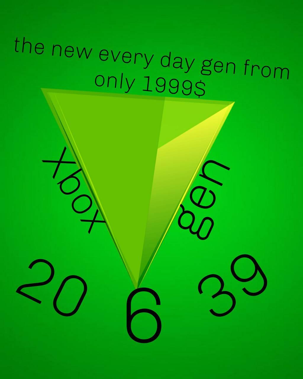 Xbox gen 6