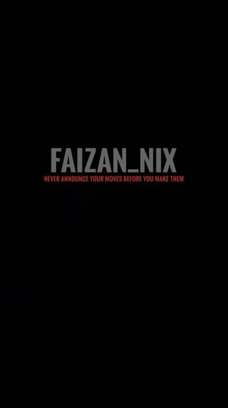 Faizan Fzn