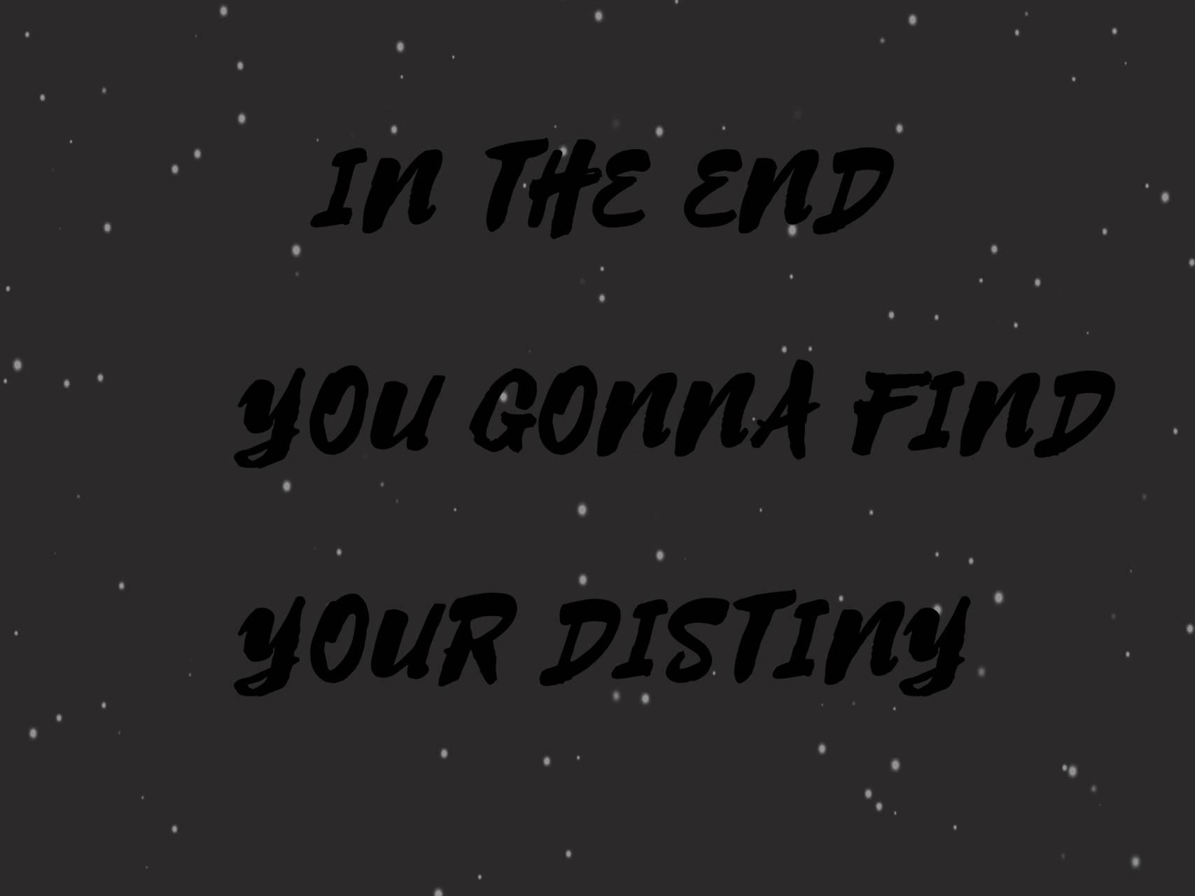 Distiny
