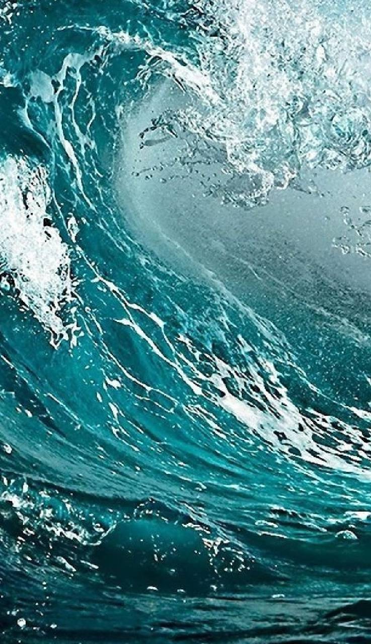 Big Wave Wallpaper By Girlkat 2c Free On Zedge