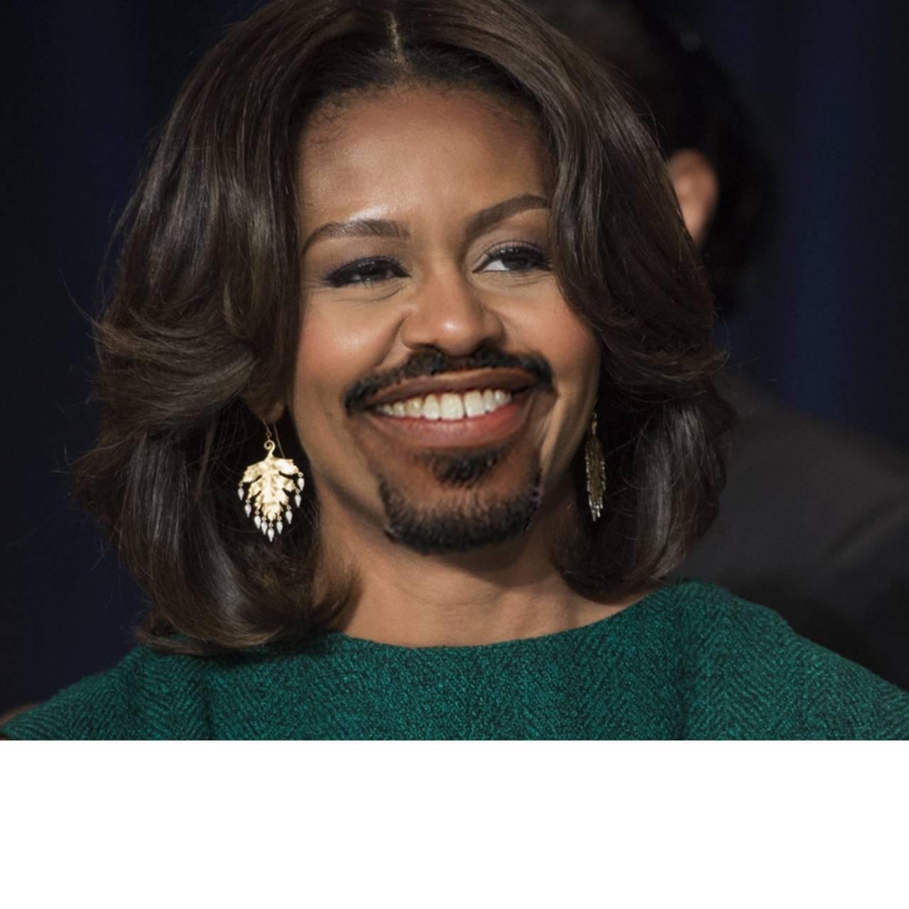 NEW Machel Obama
