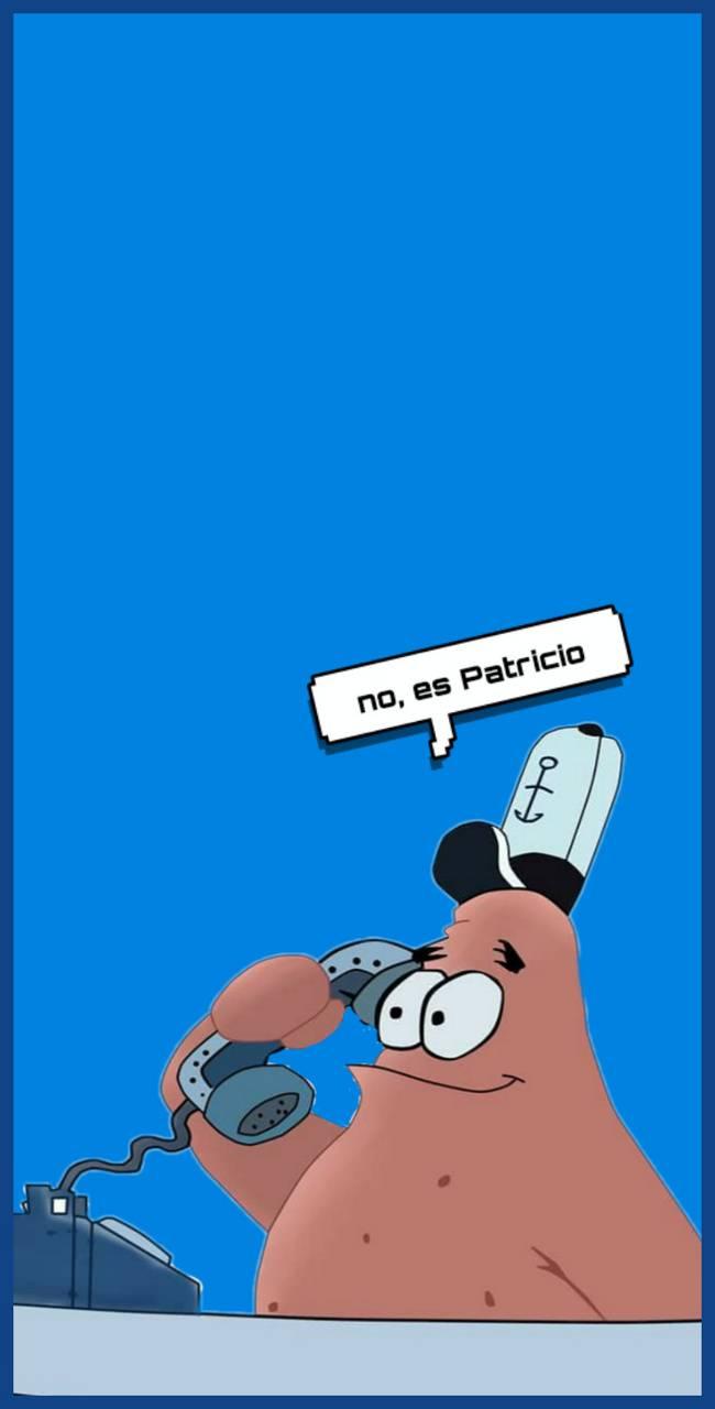 No es Patricio