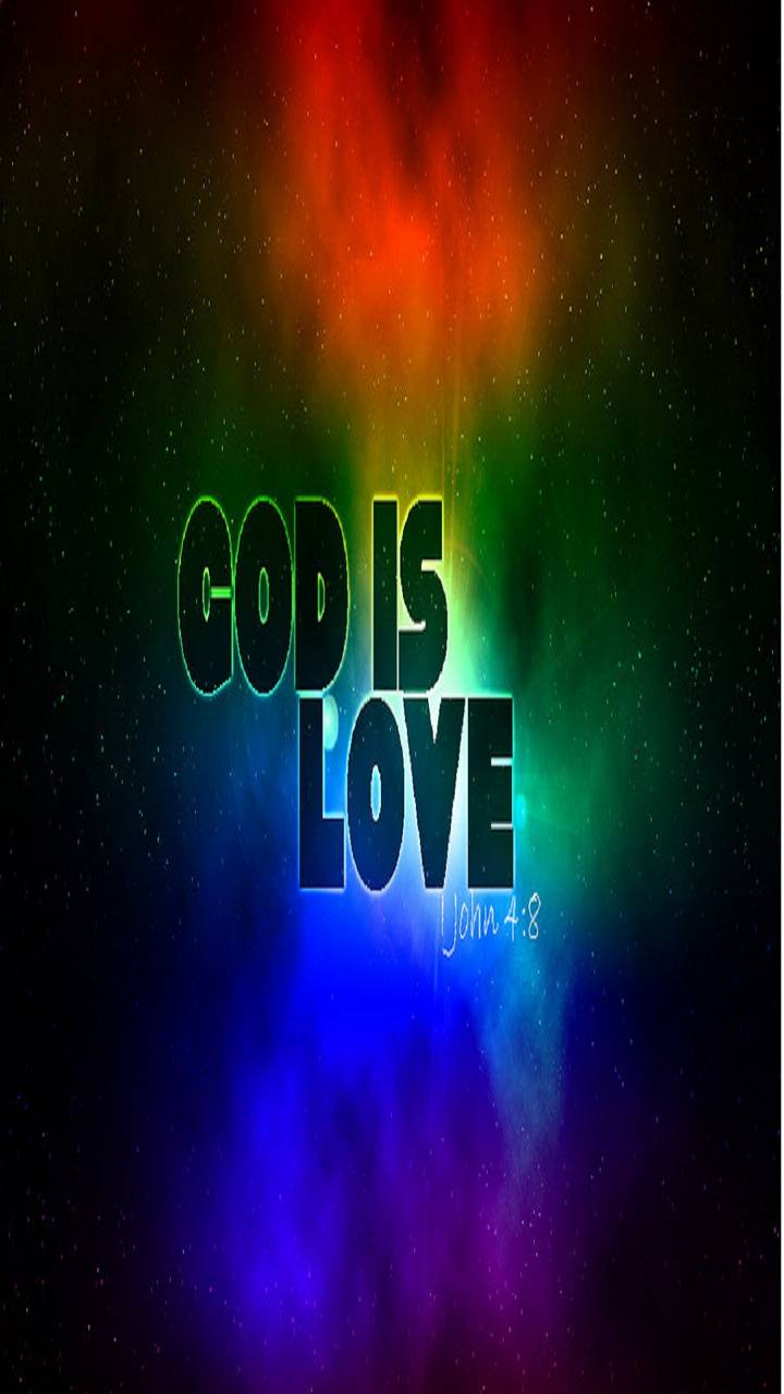 God Is Love Wallpaper By Spot1jm Fb Free On Zedge