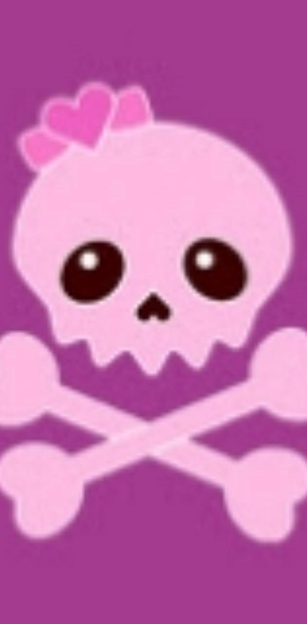 Girlie skull