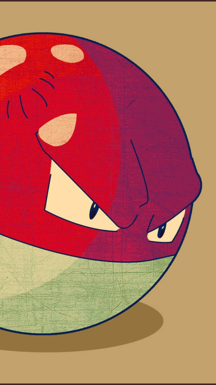 Pokemon voltorb