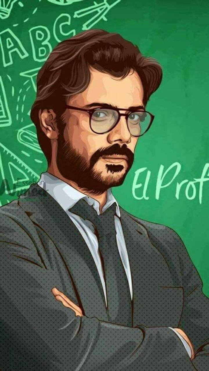 El Profesor Wallpaper By Thiagojappz 1c Free On Zedge