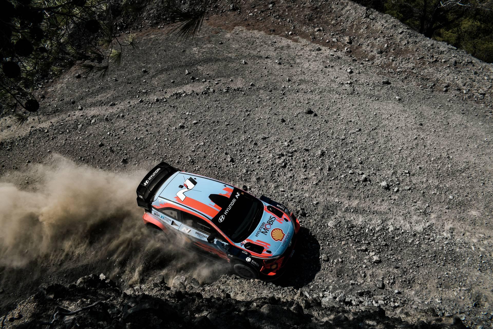 Hyundai WRC