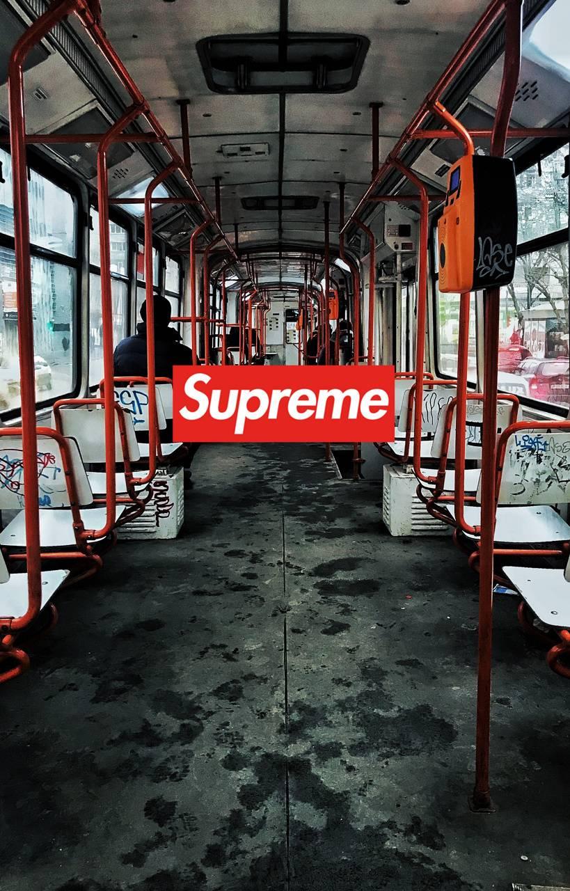 supreme tram