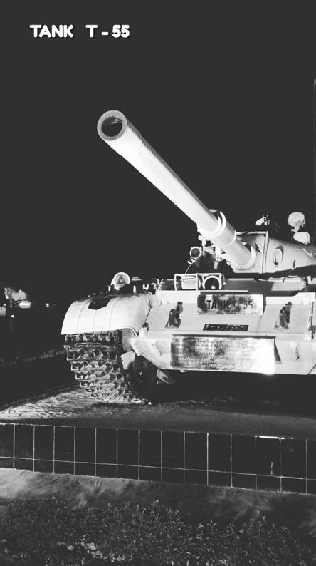 Tank T55
