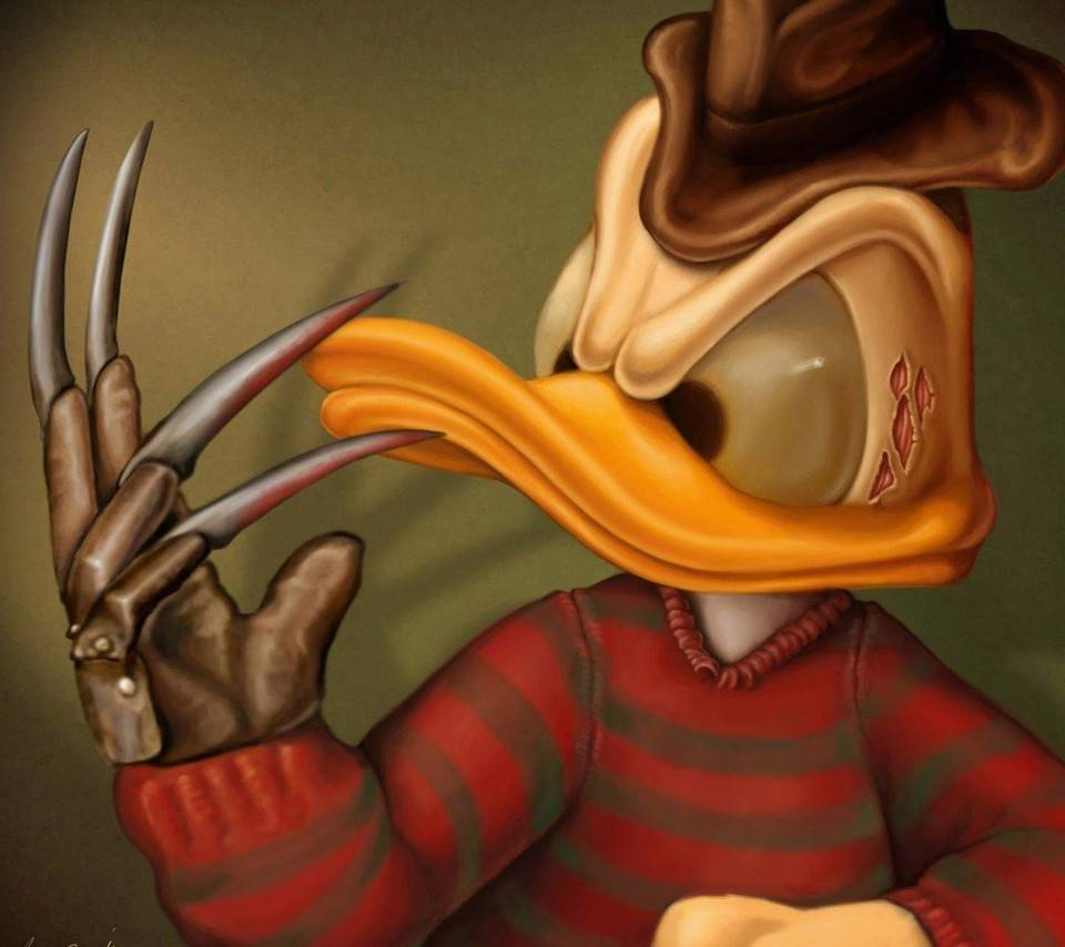 Donal Duck Freddy