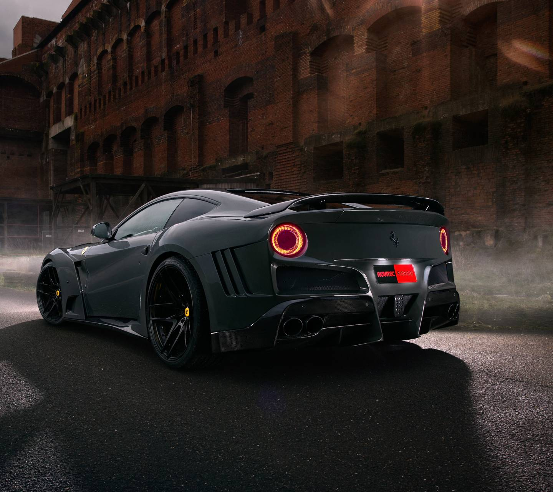 Novitec Ferrari