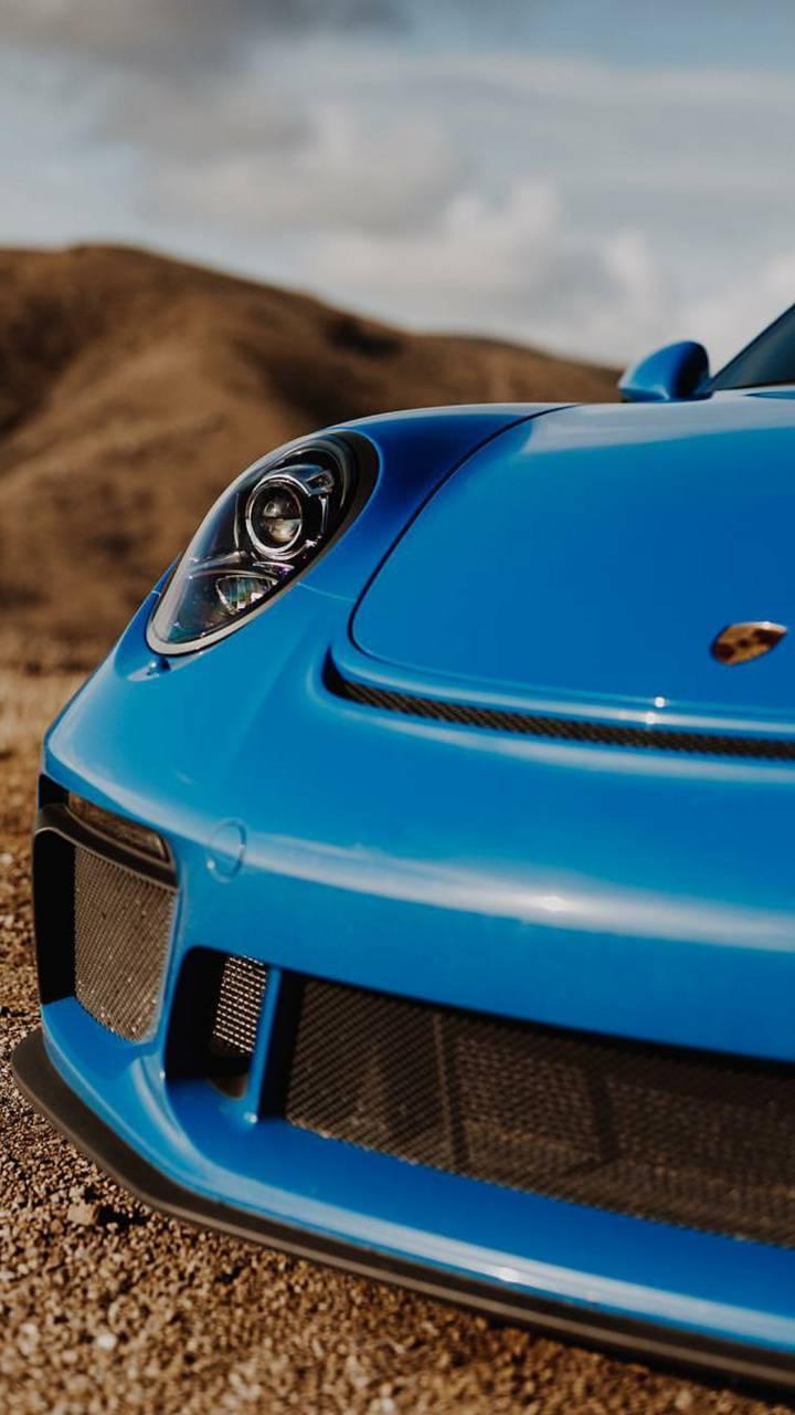 Porsche Close ups