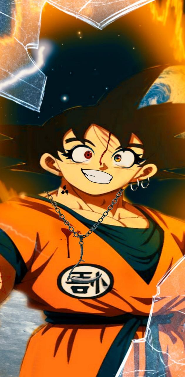 Goku dog