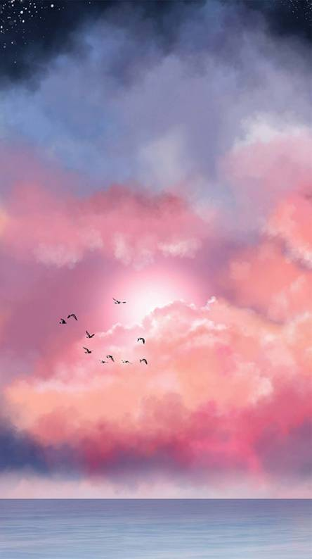 Pink Clouds Wallpapers Free By Zedge