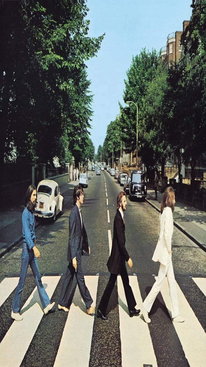 Beatles Abbey Road Wallpaper By Darkamethystalpha 78