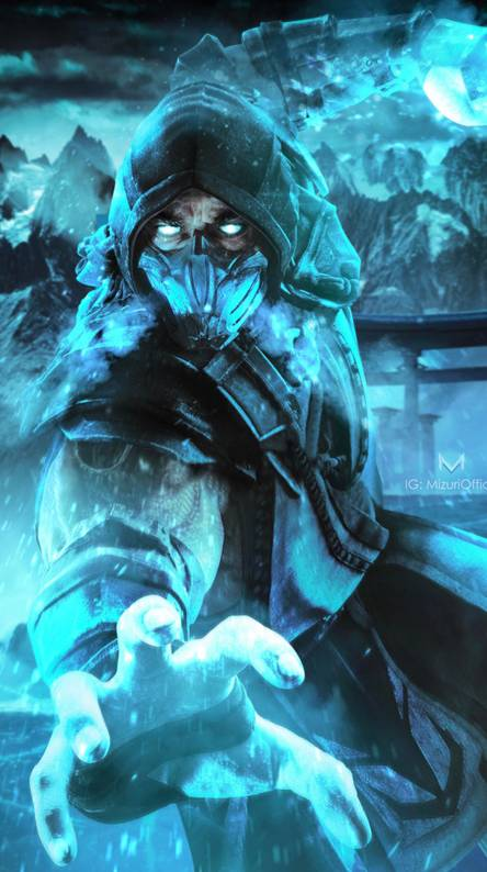 Mortal Kombat Sub Zero Wallpapers Free By Zedge